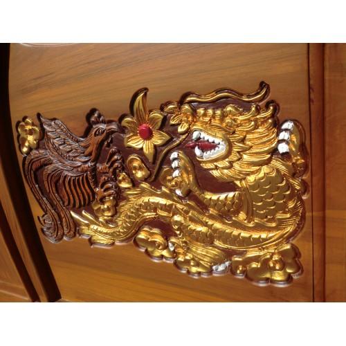 teak,wooden,bed,wood,beds,king,size,platform,bedroom,furniture ...